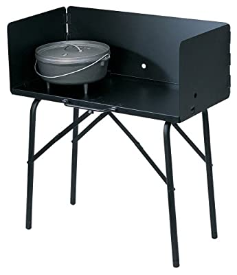 Lodge A5-7 Camp Dutch Oven Cooking Table from Lodge