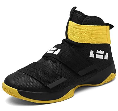 Uomo Sandali Yellow Black YVWTUC 40 wUYCq