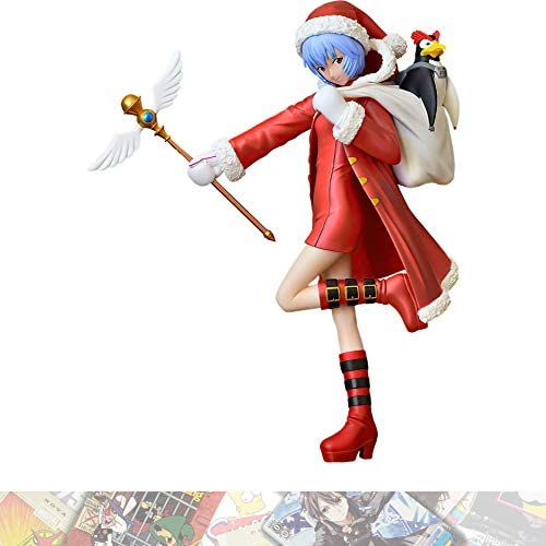 "4.33/"" EVA Ayanami Rei action figure toys collection Christmas gift"