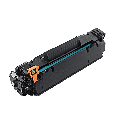 V4INK 2 Pack New Replacement for HP CF283X, HP 83X Toner