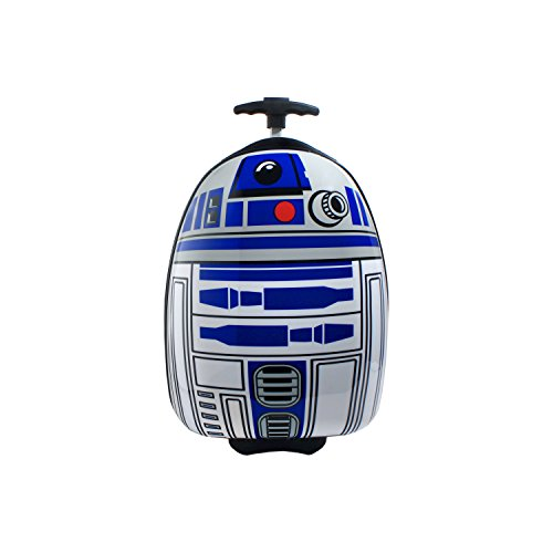 Star Wars R2D2 16'' Rolling Hardshell Carry On Luggage by Lucas Star Wars