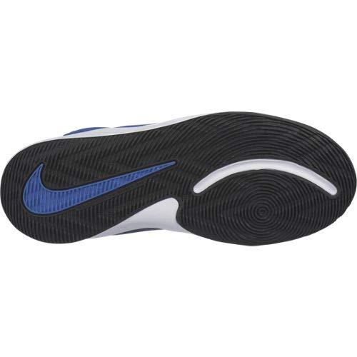 Nike Unisex Team Hustle D 9 (GS) Sneaker, Game Royal/Black - White, 5Y Regular US Big Kid by Nike (Image #7)