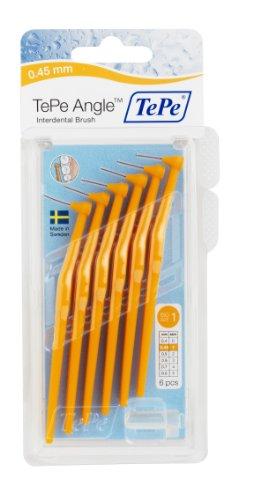 TePe Interdental Brush Angle Orange product image