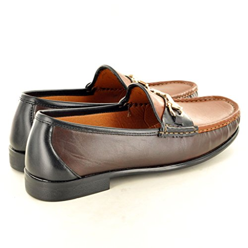 My Perfect Pair - Náuticos para hombre - Brown/Coffee/Black