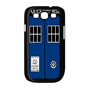 Wholesale Doctor who police box,TARDIS series protective cover For Samsung Galaxy S3 DR-WHO-022287