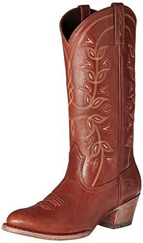 Ariat Women's Desert Holly Western Cowboy Boot Cedar