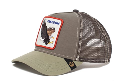 - Goorin Bros. Animal Farm 'Freedom' Eagle Snapback Trucker Hat