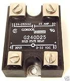 Gordos/Crouzet G240D25 Relay