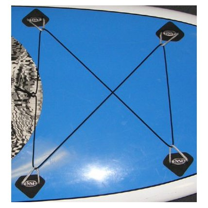 Stand Up Paddle Board, Bungee It Deck Attachment Deck Bungee Kit