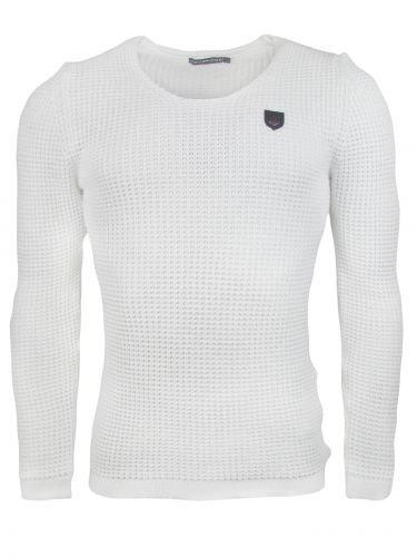 REDBRIDGE - Strickpullover - Weiß Grösse M