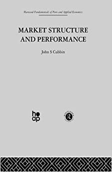 Book Market Structure and Performance (Fundamentals of Pure and Applied Economics)