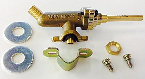 Sams Grill Clamp Replacement Valve
