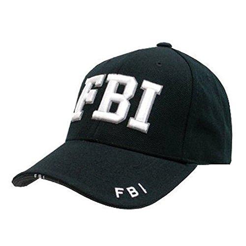 Hombre Venture ejército de de New  FBI Life Solar de Béisbol para SWAT Sombrero candado Equipo Negro Mlitary R7HqSndwY