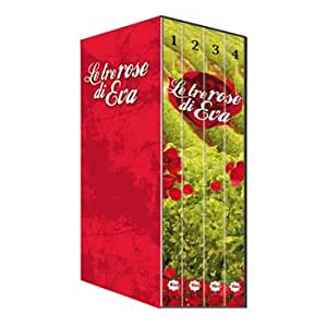 le tre rose di eva - season 1 (4 dvd) (es.iva) box set dvd Italian Import