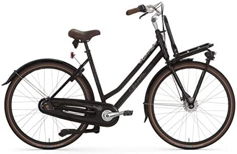 GAZELLE Bicicleta Holandesa Miss Grace 7 velocidades 2016, Color ...