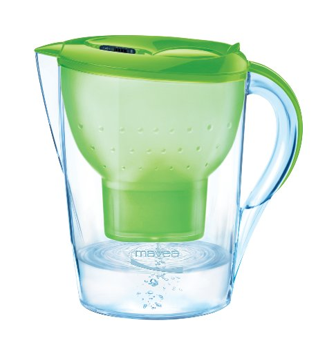 MAVEA Elemaris XL Water Filtration Pitcher review