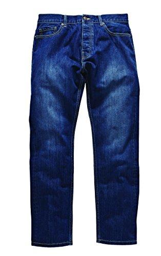 Hombre Azul Denims Wash Vaqueros talla Dickies color 30L Male Streetwear Stone Michigan Negro 28W OXwXPEq