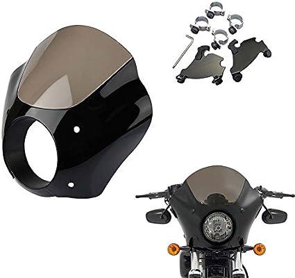 2x Motorcycle H7 COB LED Headlight Kit Car Light Bulb White 6000K 1500W2 25000LM