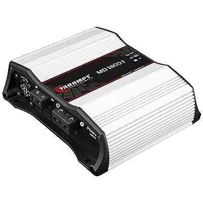 Taramp's MD 1800.1 1 Ohm 1800 Watts Class D Full Range Mono Amplifier