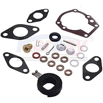 Carburetor Kit Johnson Evinrude 18-7043 382047 383052 398532 439071 1.5-20 HP