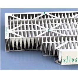 Glasfloss Industries M1114201 Z-Line Series MR-11 Pleated Filter, 12-Pack by Glasfloss Industries   B0062ADNPQ