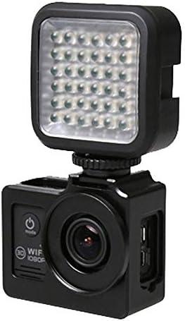 Black WiFi /& SJ6000 /& SJ7000 Sport Action Camera MEETBM ZIMO,SG169 Universal Aluminum Alloy Protective Case with 40.5mm UV Filter /& Lens Protective Cap for SJCAM SJ4000 /& SJ4000 WiFi /& SJ4000
