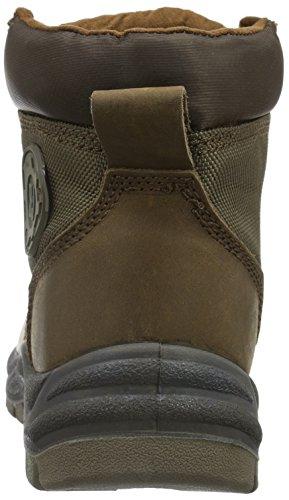 Safety Jogger DAKAR - Calzado de protección Unisex adulto Marrón - Brown (019)