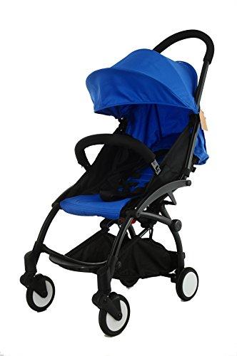 Flykids Travel Easy Lightweight Pram Buggy Travel Pushchair Stroller Carry...