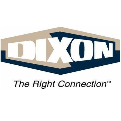 Dixon ADS12GR ADS 12'' Gauge Rod, Two Piece, 1/2'' x .065 Weight Hardened 316 Stainless Steel by Dixon Valve & Coupling