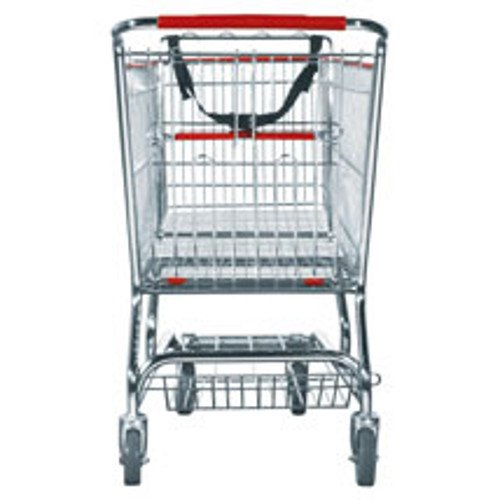 New Extra Tough Steel Quality Grocery Shopping Carts 36'' h X 30'' l by Store Shopping Cart (Image #6)