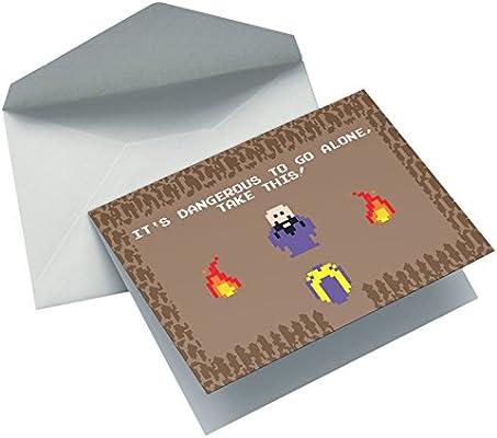 Nerd Cards - Take This - La tarjeta de cumpleaños para Nerds ...