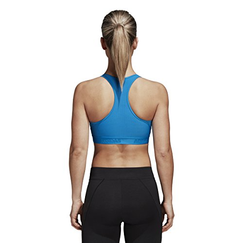 Blue Don't Alphaskin Rest Sport Reggiseno Donna Bright Adidas Bra vOqSwxFF