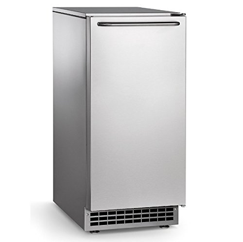 Scotsman CU50GA-1A Undercounter Ice Maker, Gourmet Cube, Air Cooled,...