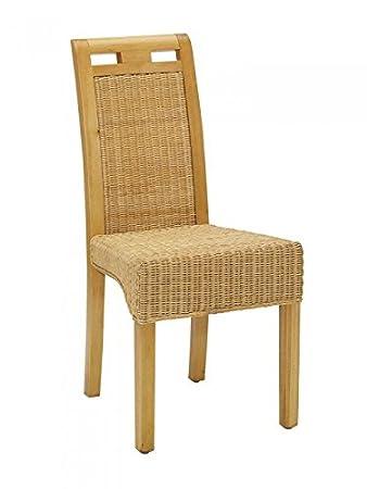 Heine Home Unisex Set Stühle 2 Stck Braun Ca 964755 Cm