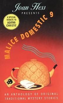Joan Hess Presents Malice Domestic 0380804832 Book Cover