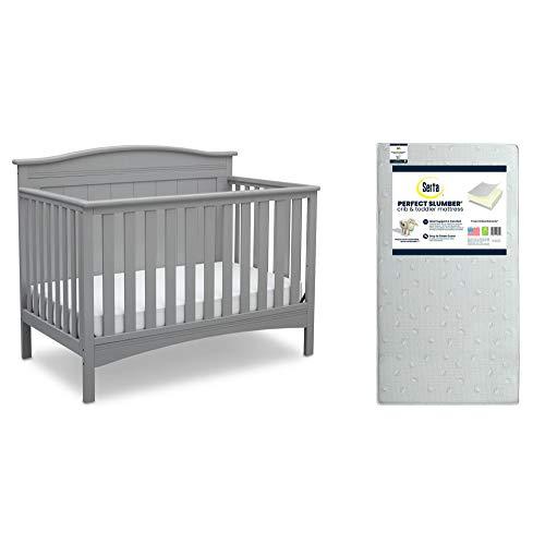 Delta Children Bennett 4-in-1 Convertible Baby Crib