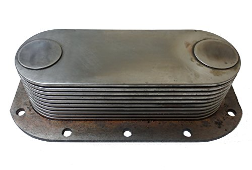 NEW Replacement 10 plate oil cooler 23522416 for Detroit Diesel Series 50 60 (24049AM)