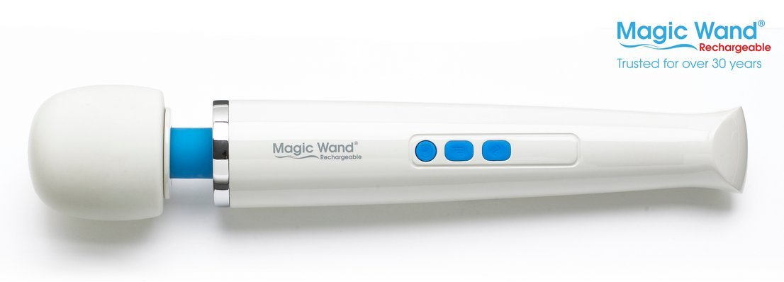 New Hitachi Rechargeable Original Magic Wand Muscle Massager HV-270 2015 + System JO USDA Certified Organic Toy Cleaner - 1.7 oz Spray by Vibratex
