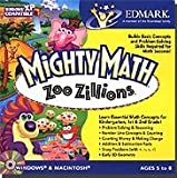 develop math thinking 2nd - The Best Mighty Math Zoo Zillions-LLMIGMAZZJ - Teaches kindergarten, 1st, and 2nd grade students the concepts, facts, and thinking skills necessary to build math confidence and develop a strong, lasting understanding of math! Innovative activities teach number line concepts, addition and subtraction, counting money and making change, problem-solving skills, and early three-dimensional geometry. Teaches kindergarten, 1st, and 2nd grade students the concepts, facts, and thinki