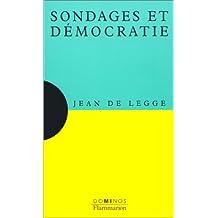 Sondages et démocratie