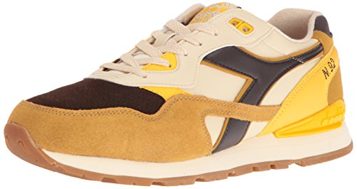 Diadora N-92 Skateboarding Shoe - Marzipan Choco Brown - ...
