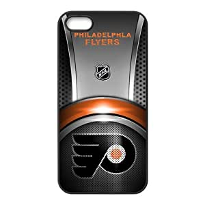 Customize NHL Philadelphia Flyers Back Case for iphone 5,5S JN5S-1954
