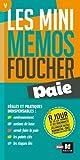 Les mini memos Foucher - Paie - 2e édition - Révision