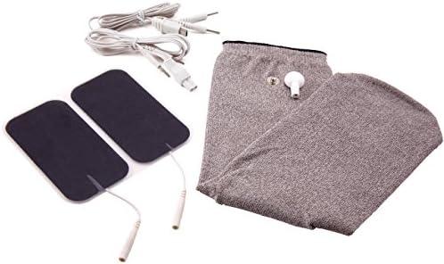 TensCare Fußelektrode - groß, Bietet Schmerzlinderung für den Fuß, verbessert die Durchblutung und Beweglichkeit (Verwendung mit Tens-Gerät)
