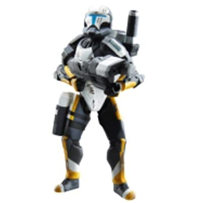 Star Wars - The Saga Collection - Basic Figure - Republic Commando Scorch: Toys & Games