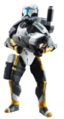 Star Wars - The Saga Collection - Basic Figure - Republic Commando Scorch