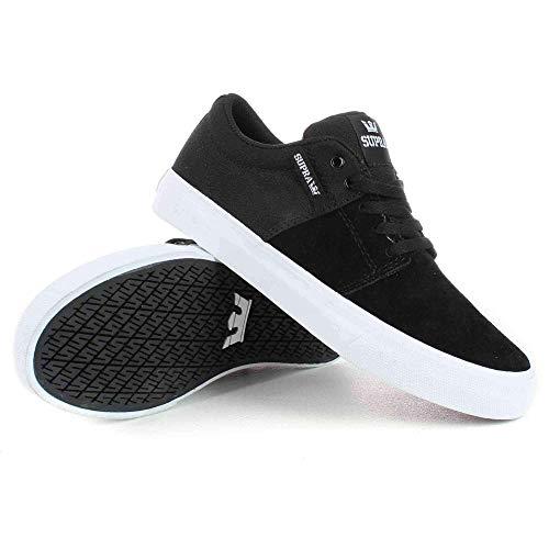 Sneakers misto bambino Ii Stacks Vulc nere Supra q6PR17H4