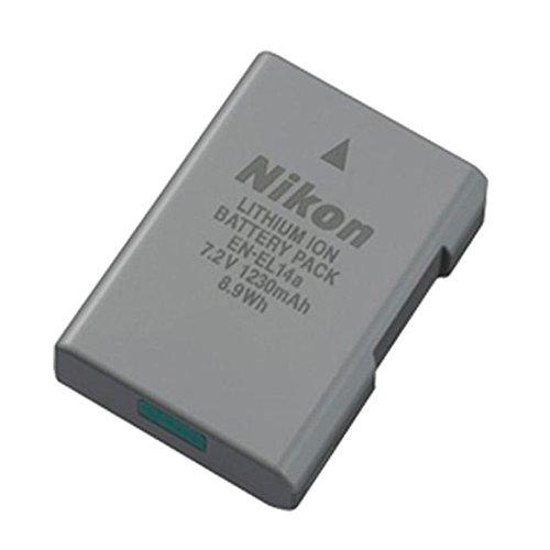Nikon EN-EL14A Battery (Bulk) by Nikon
