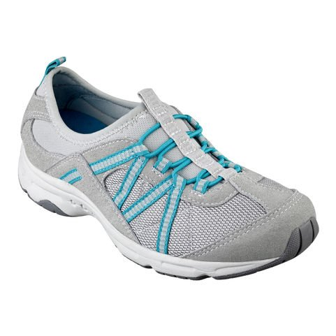 Easy Spirit Womens Ardie Walking Shoes Grigio Chiaro Multi