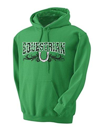 Equestrian Womens Sweatshirt - 4